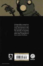 Verso de B.P.R.D. (2003) -INT07- Garden of Souls