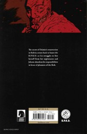 Verso de B.P.R.D. (2003) -INT08- Killing Ground