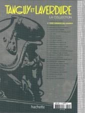 Verso de Tanguy et Laverdure - La Collection (Hachette) -2- Pour l'honneur des cocardes