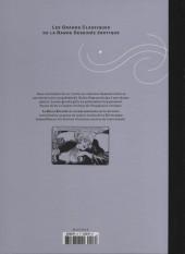 Verso de Les grands Classiques de la Bande Dessinée érotique - La Collection -1631- La belle éplorée et autres histoires
