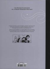 Verso de Les grands Classiques de la Bande Dessinée érotique - La Collection -1732- Premières fois
