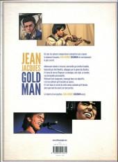 Verso de Jean-Jacques Goldman -2- Le portrait d'un homme discret