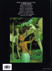 Verso de Le mercenaire -6a- Le rayon mortel