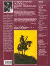 Verso de Celui qui est né deux fois / Red road -1a85- Pluie d'orage