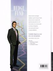 Verso de Hedge Fund -2a- Actifs toxiques