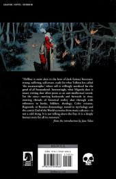 Verso de Hellboy (1994) -INT08- Darkness Calls