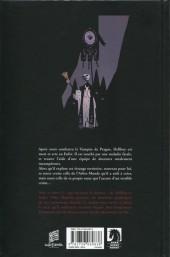 Verso de Hellboy en enfer -2- La Carte de la Mort