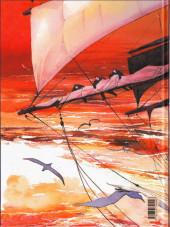 Verso de (AUT) Lepage -1a16- Les voyages d'anna