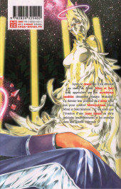 Verso de Platinum End -3- Tome 3