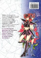 Verso de Saint Seiya - Saintia Shô -7- Tome 7