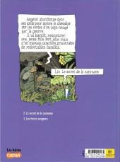 Verso de Angelot du Lac -1b05- Le temps des loups