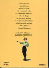 Verso de Marion Duval -8a01- La vengeance du prince Melcar