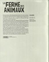 Verso de La ferme des animaux (Freeman/Pett) - La ferme des animaux