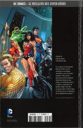Verso de DC Comics - Le Meilleur des Super-Héros -34- Justice League - L'Odyssée du Mal