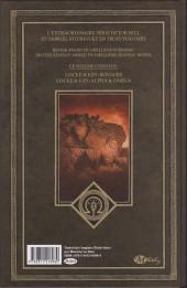 Verso de Locke & Key -INT03- Master Edition - Volume III