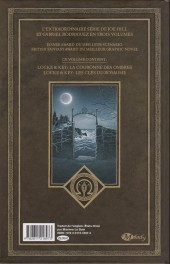 Verso de Locke & Key -INT02- Master Edition - Volume II