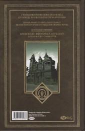 Verso de Locke & Key -INT01- Master Edition - Volume I