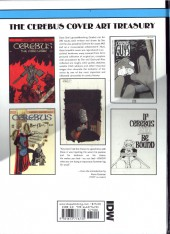Verso de (AUT) Sim - Cerebus: Cover Art Treasury