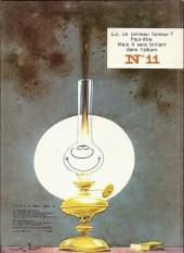 Verso de Gaston -10a1982- Le géant de la gaffe