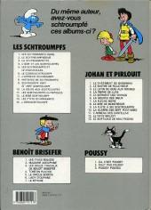 Verso de Les schtroumpfs -8b93- Histoires de schtroumpfs