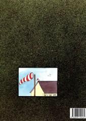 Verso de Les bidochon -4a1987- Maison, sucrée maison