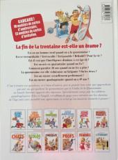 Verso de Le guide -6d15- Le guide de la quarantaine