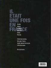 Verso de Il était une fois en France -INTb- Intégrale