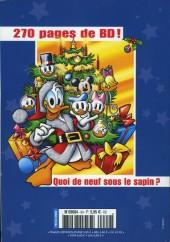 Verso de Mickey Parade Géant Hors-série / collector -9HS09- Enfin Noël !