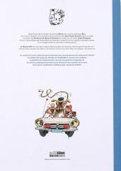 Verso de Spirou et Fantasio -20TT- Le faiseur d'or