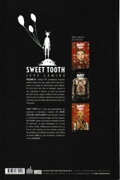 Verso de Sweet Tooth -3- Volume 3