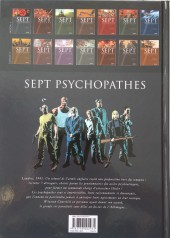 Verso de Sept -1c- Sept psychopathes
