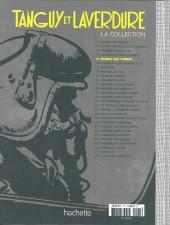 Verso de Tanguy et Laverdure - La Collection (Hachette) -5- Mirage sur l'Orient