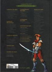 Verso de Lanfeust et les mondes de Troy - La collection (Hachette) -30- Gnomes de Troy - Trop Meugnon