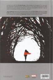 Verso de La sorcière Rouge -1- La Route des Sorcières