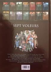 Verso de Sept -2a11- Sept voleurs