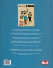 Verso de (DOC) Journal Tintin -a- La saga du journal tintin