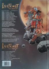Verso de Lanfeust des Étoiles -5a2008- La chevauchée des bactéries