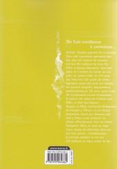 Verso de Montage -17- Tome 17