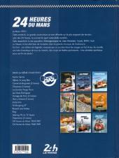 Verso de 24 Heures du Mans -3- 1999 : le choc des titans