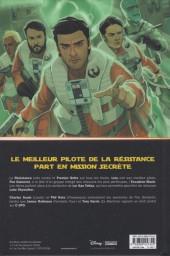Verso de Star Wars - Poe Dameron -1- L'Escadron Black