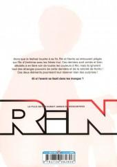 Verso de Rin -8- Tome 8