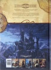 Verso de Elfes -5a15a- La Dynastie des Elfes noirs