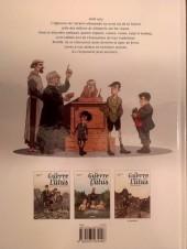 Verso de La guerre des Lulus -1a2014- 1914 - La maison des enfants trouvés