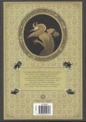 Verso de Billy Brouillard -HS1a- Les comptines malfaisantes