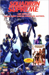 Verso de All-New X-Men -7- Les Guerres d'Apocalypse (3/3)
