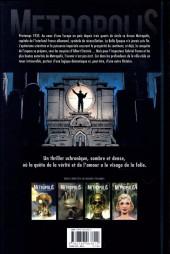 Verso de Metropolis (Lehman/De Caneva) -4- Tome 4