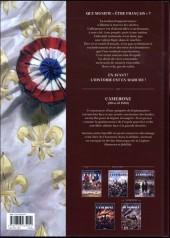 Verso de Champs d'honneur -4- Camerone - Avril 1863