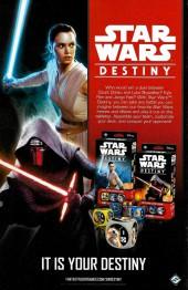 Verso de Star Wars Annual (2016) -2- Annual II