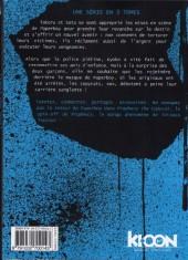 Verso de Prophecy [The Copycat] -2- Tome 2