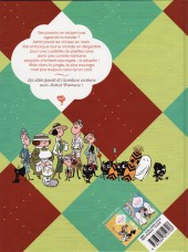 Verso de Astrid Bromure -3- Comment épingler l'enfant sauvage